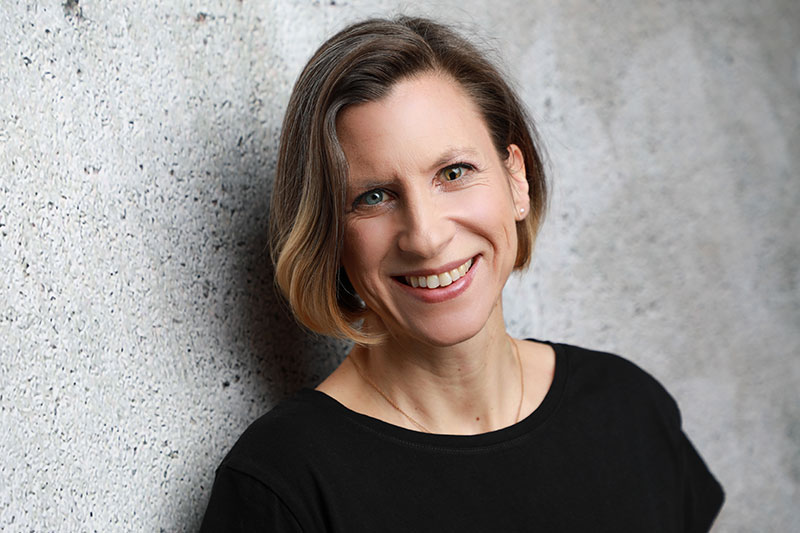 Anke Pauli - Gründerin der finanztheke und des Finanzbildungsportals geldfreundinnen