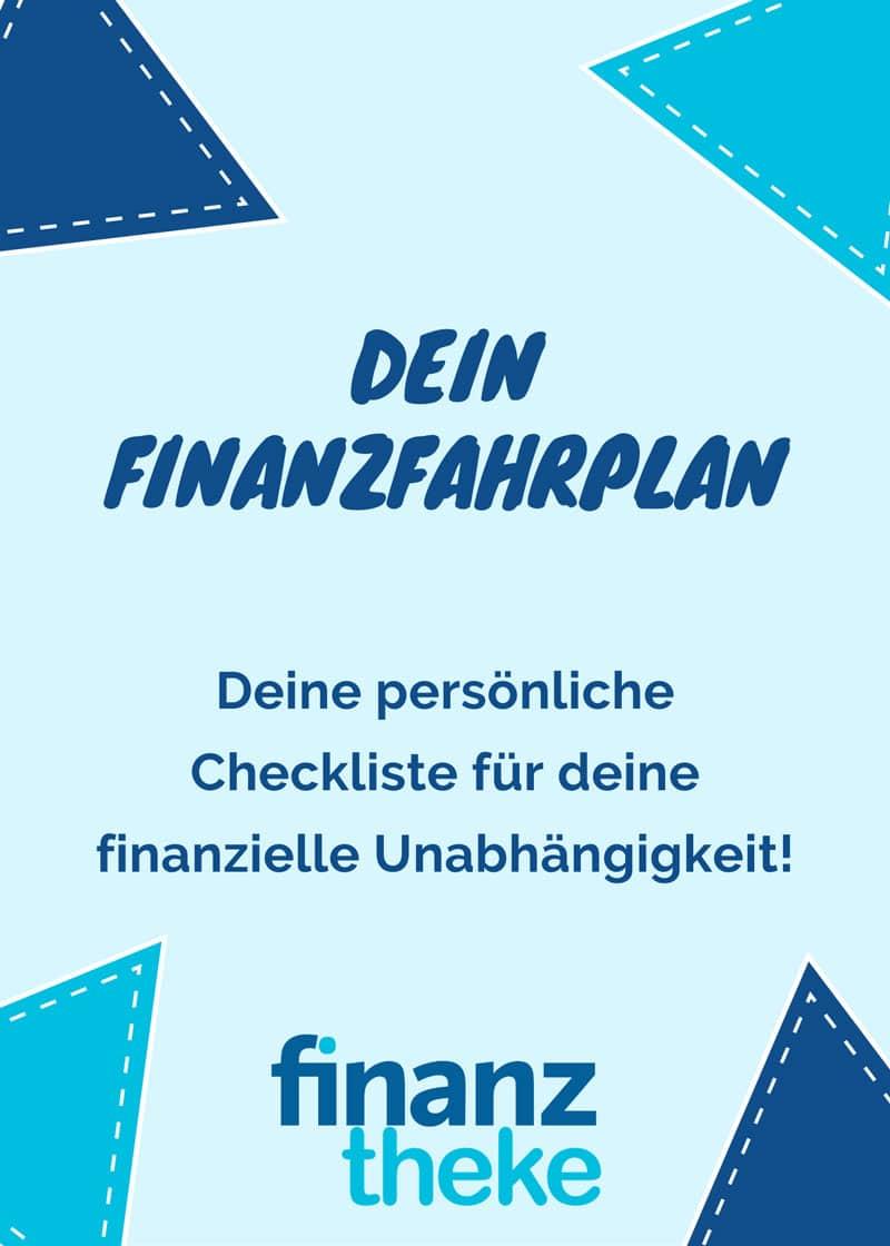 Deine persönliche Checkliste für deine finanzielle Unabhängigkeit!